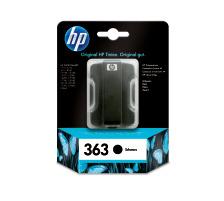 Cartouche d'encre HP 363 noir originale (HP C8721EE   )
