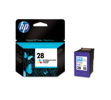 Cartouche d'encre HP 28 color originale (HP C8728AE   )