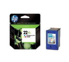 Cartouche d'encre HP 22XL tricolor originale (HP C9352CE)