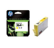 Cartouche d'encre HP 364XL jaune originale (HP CB325EE   )