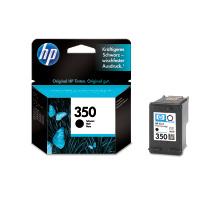 Cartouche d'encre HP 350 noir originale (HP CB335EE   )