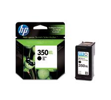 Cartouche d'encre HP 350XL noir originale (HP CB336EE)