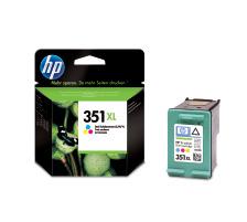 HP Tintenpatrone 351XL color CB338EE OfficeJet J 5780 580 Seiten