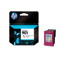 Cartouche d'encre HP 901 color originale (HP CC656AE   )