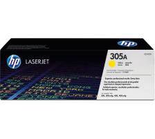 HP Toner-Modul 305A yellow CE412A LJ Pro Color M375 2600 Seiten