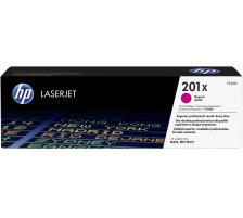 HP Toner-Modul 201X magenta CF403X CLJ Pro M252/MFP277 2300 S.