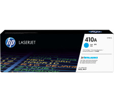 HP Toner-Modul 410A cyan CF411A CLJ Enterprise M452 2300 S.