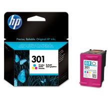 Cartouche d'encre HP 301 3 couleurs Originale (HP CH562EE)