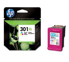 Cartouche d'encre HP 301XL 3 couleurs Originale (HP CH564EE)