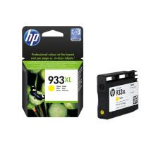 Cartouche d'encre HP 933XL jaune originale (HP CN056AE)