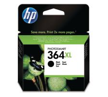 HP Tintenpatrone 364XL schwarz CN684EE PhotoSmart D5460 550 Seiten