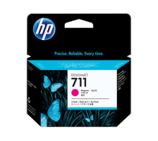 Cartouche d'encre HP 711 magenta Originale 3x29ml (HP CZ135A)