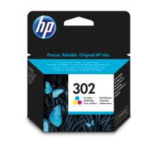 HP Tintenpatrone 302 color F6U65AE OfficeJet 3830 165 Seiten