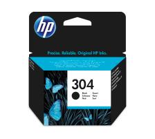 Cartouche d'encre HP 304 noir Originale (HP N9K06AE)