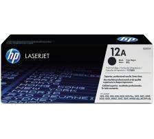 HP Toner-Modul 12A schwarz Q2612A LaserJet 1010 2000 Seiten