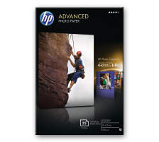 HP Advanced Glossy Photo 10x15cm Q8691A InkJet 250g, randlos 25 Blatt