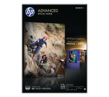 HP Advanced Glossy Photo Pap. A4 Q8698A InkJet 250g 50 Blatt