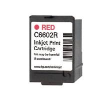 HP SPS Tintenpatrone Tij 1.0 rot C6602R Tablerock