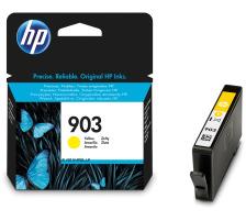 Cartouche d'encre HP 903 jaune Originale (HP T6L95AE)
