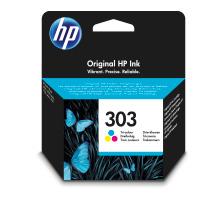Cartouche d'encre HP 303 couleur originale ( HP T6N01AE)