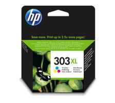 Cartouche d'encre HP 303XL couleur originale ( HP T6N03AE)
