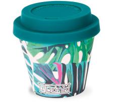 I-DRINK Mini Bambus Tasse 90ml ID0124 Dschungel