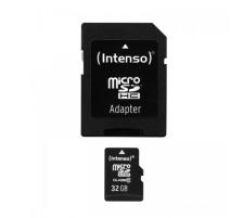 INTENSO Micro SD class 10 32GB 3413480