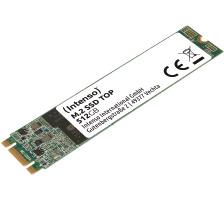INTENSO SSD M.2 - 2.5 inch SATA II TOP 3832450 MLC Flash 512GB