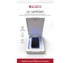 IN.SHIELD UV Sterilizer CleaningSystem 209906215 for Phones up to 6.9, USB-C