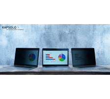 KAPSOLO 4-wege Blickschutzfilter KAP11875 ACER Chromebook Spin 13 CP713
