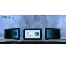 KAPSOLO 4-wege Blickschutzfilter KAP12314 ACER Chromebook Tab 10