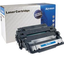 KEYMAX RMC-Toner-Modul schwarz CE255X zu HP LJ P3015 12´500 Seiten