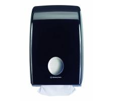 KIMBERLY Handtuchspender AQUARIUS 7171 für Handtücher,schwarz