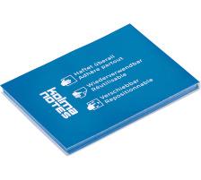 KOLMA kolma NOTES A7 13.007.05 1x100 Blatt blau