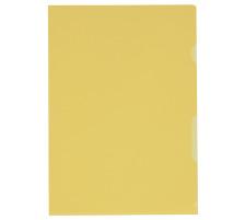 KOLMA Sichthülle VISA Superstrong A4 59.434.11 gelb, antireflex 100 Stück