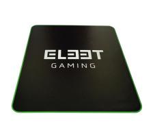 L33T FloorMat f. Gaming Chair/Tab 160513 Black/Green