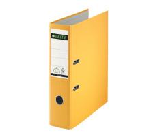 LEITZ Ordner 8cm 10135015 gelb A4