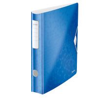 LEITZ Ordner 180° WOW 5cm 11070036 blau A4