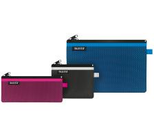 LEITZ Zip-Verschlusstasche WOW S/M/L 40150099 ass. 3 Stück