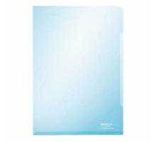 LEITZ Sichthülle Premium A4 41530035 blau, 0,15mm 100 Stück