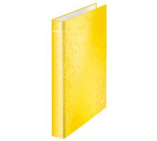 LEITZ Ringbuch WOW A4 42410016 gelb