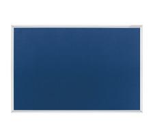 MAGNETOP. Design Pinnboard 1415003 Filz, blau 1500x1000mm