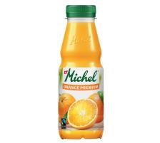 MICHEL Orange Premium 33cl Pet 3387 6 Stück