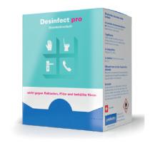 NEUTRAL Desinfektionstücher 572229 30 Stück