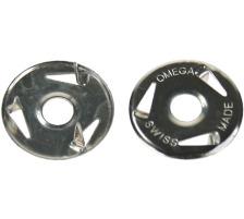 OMEGA Reissnägel Gr. 1 12mm 1/100 Metall 100 Stück Metall., Dispenser Nein, Grösse (Länge) 10.3cm, Anzahl (Stück) 100, Material Metall vernickelt, Typ Reissnägel, Grössen Typ Gr. 1, Farbe(Filter) silber