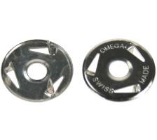 OMEGA Reissnägel Gr. 2 15mm 2/100 Metall 100 Stück Metall., Dispenser Nein, Grösse (Länge) 10.3cm, Anzahl (Stück) 100, Material Metall vernickelt, Typ Reissnägel, Grössen Typ Gr. 2, Farbe(Filter) silber