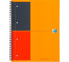 OXFORD Spiralbuch A4+ 100104036 liniert