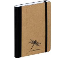 PAGNA Notizbuch A6 26057-11 PUR natur