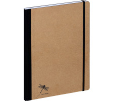PAGNA Notizbuch A4 26087-11 PUR natur