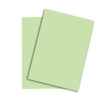 PAPYRUS Rainbow Papier FSC A4 88042320 mittelgelb, 80g 500 Blatt
